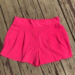 Women's flowy shorts